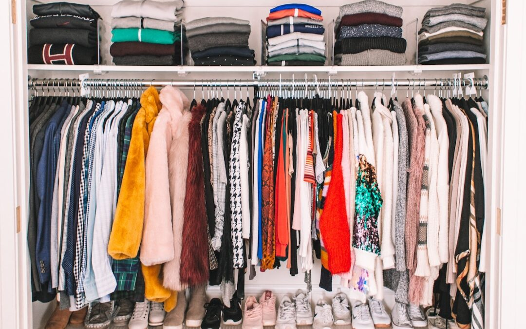 Flip Your Closet Like a Pro: 3 Easy Steps To Get Your Closet Fall Ready!